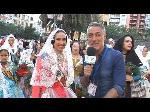 Reportaje de Hogueras de San Juan de Alicante - 22 junio 2017