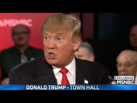 Donald Trump On Abortion, Marijuana Legalization And Political Correctness
