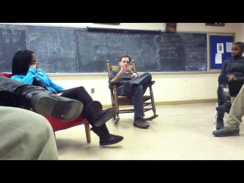 """cleveland school of the arts web series I Ep 9 I """"Play Discussions"""""""