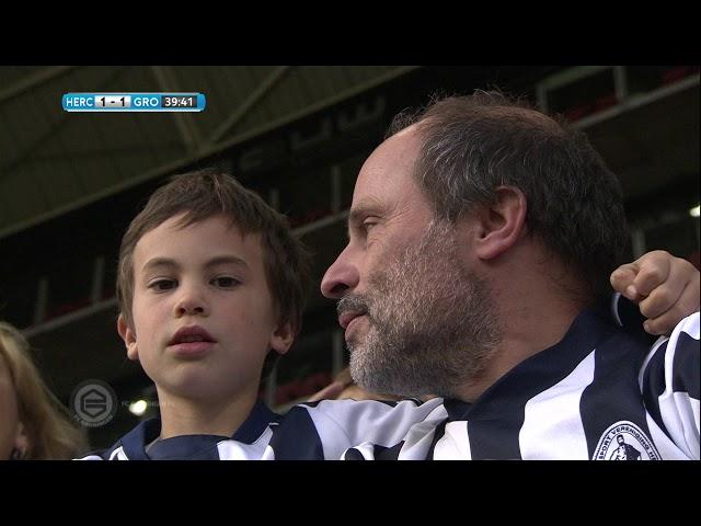 Samenvatting Hercules - FC Groningen 2-4