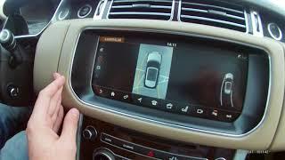 2017 Range Rover Vogue 4K Kayıt Record Test Sürüşü Test Drive Tanıtım Introduction Part1