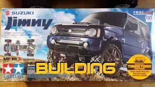 Building and Tuning the Tamiya MF-01X Suzuki Jimny