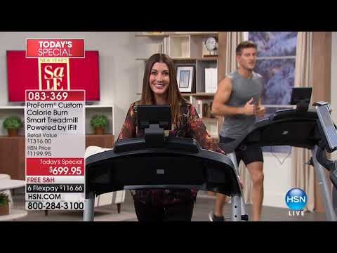 HSN | Healthy Innovations featuring ProForm Fitness 01.01.2018 - 12 PM