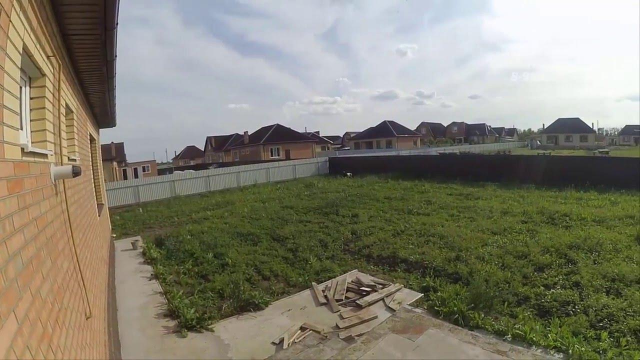 Дом в Ростове I коттеджный поселок Озерный - YouTube