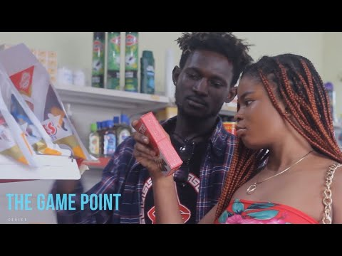THE GAME POINT SERIES. OFFICIAL TRAILER🔥. {A UNIVERSITY OF GHANA CAMPUS SERIES} -