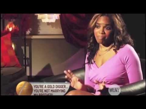 Sugar Daddy and Sugar Baby on the Trisha Goddard Show