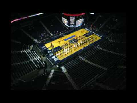 FedEx Forum Time Lapse