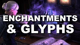 ESO - All Glyphs, Runes &Enchantments Guide - Elder Scrolls Online