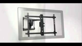 Sanus Full-Motion TV Arm Wall Mount for 37