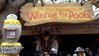 The Many Adventures Of Winnie The Pooh Complete Experience HD Magic Kingdom Walt Disney World
