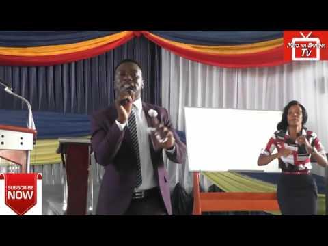 MASANJA Akiimba Live MITO YA BARAKA_ Mimi Bila YESU Maisha Siyawezi,jumapili Ya 27/2/2017