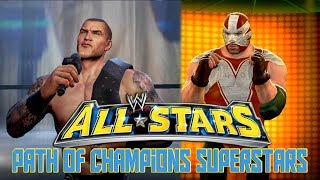 Download Video WWE All Stars | Path of Champions Superstars Randy Orton Part 1 - WE COMIN FO YOU RANDY! MP3 3GP MP4