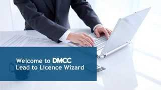 DMCC Company Set Up Wizard