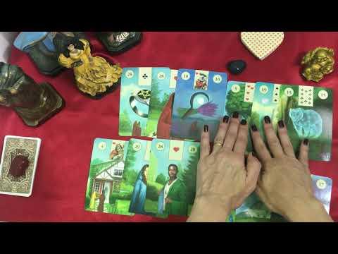 Mensagem da espiritualidade sobre a sua vida amorosa com o Baralho Cigano from YouTube · Duration:  20 minutes 9 seconds