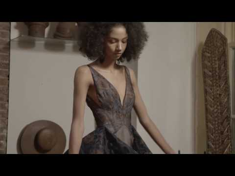 ZAC POSEN FALL WINTER 2017 EXHIBITION VIDEO