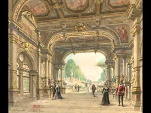 Giacomo Meyerbeer – LES HUGUENOTS – Orgie: 'Bonheur de la table'