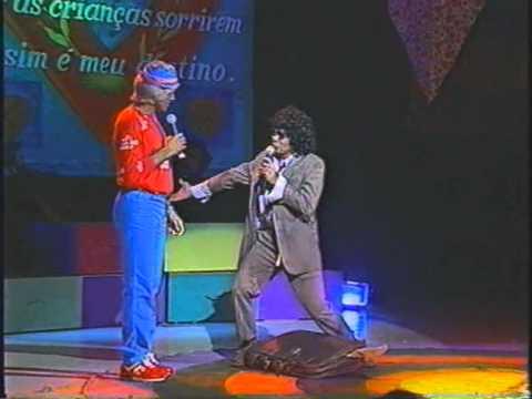 SHOW TIRIRICA  QUAL, É QUAL, FOI (Completo 1991)