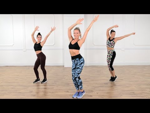 5-Minute Squat Workout for a Tight Booty