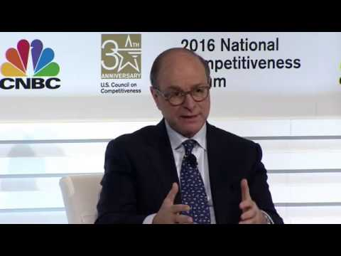 Partnering to Close the STEM Skills Gap: the 2016 National Competitiveness Forum