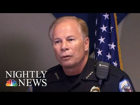 Georgia Officer In Dashcam Footage: 'We Only Kill Black People' | NBC Nightly News