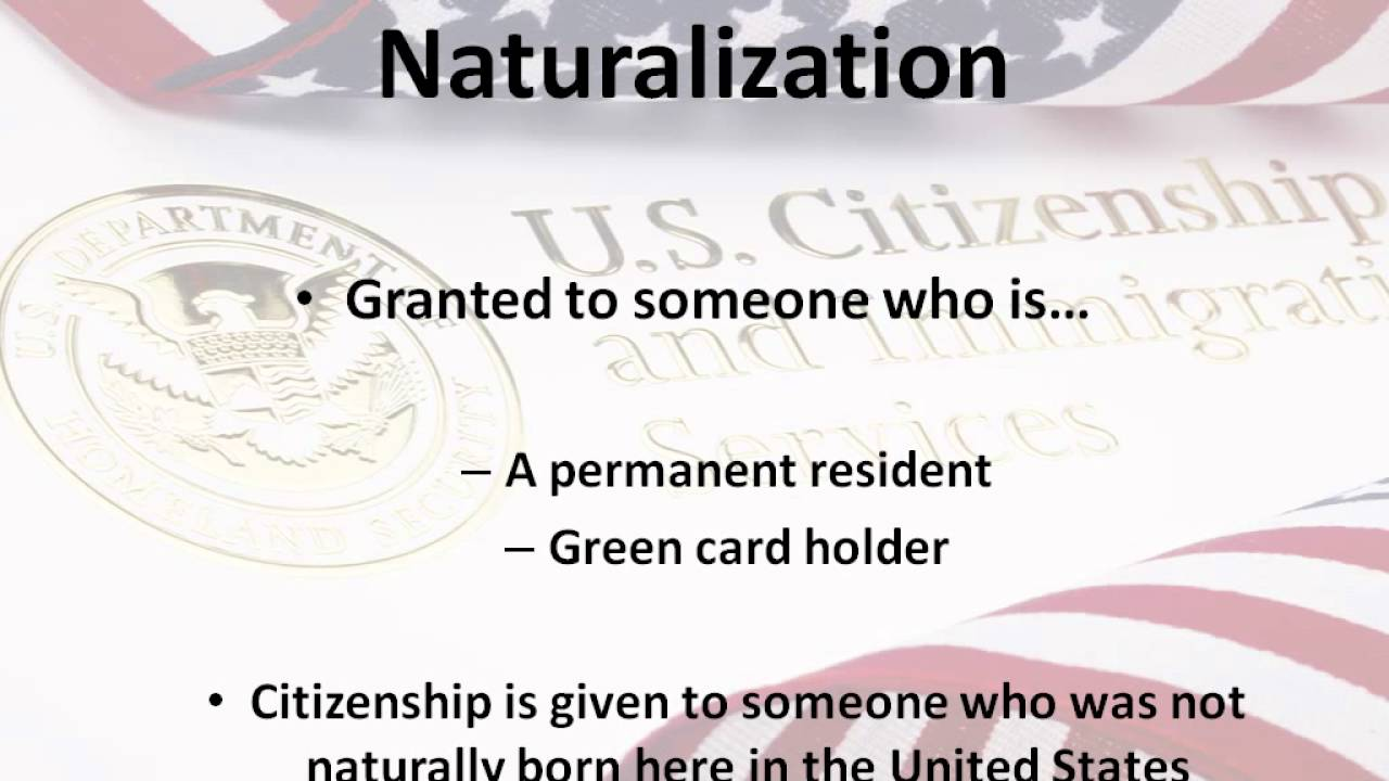 U.S. Citizenship Form N-400, Naturalization Form - YouTube