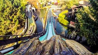 Tiroler Wildwasserbahn Onride (FULL HD) - Europa-Park