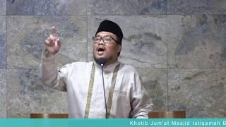 Khutbah Jum'at Yang Menggetarkan Jiwa - Bersama Ust. Ahmad Humaidi,M.Ag