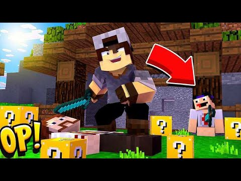 Minecraft: BED WARS LUCKY #3 - MATEI YOUTUBERS!