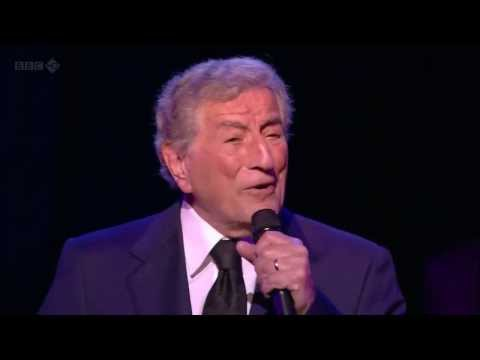 "Tony Bennett ""Just In Time""."
