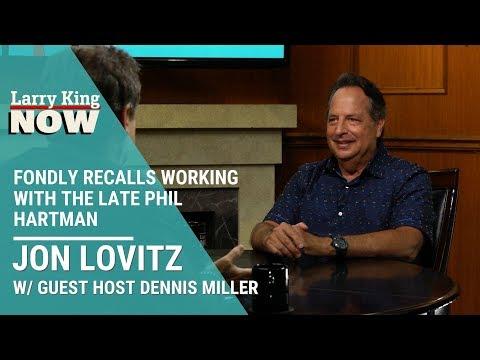 Jon Lovitz Fondly Recalls Working With The Late Phil Hartman