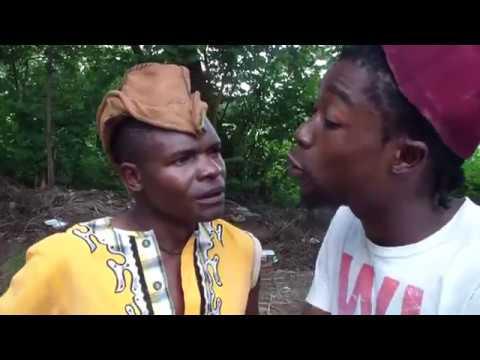 Kapfupi on Zim 2018 Elections, Latest Comedy [CAMERA]