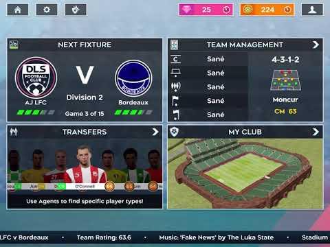 Appsnye ialah dream kits soccer v2.0..