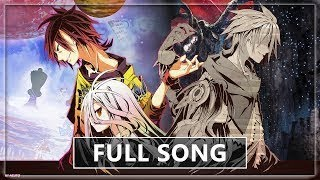 No Game No Life: Zero Movie Theme Song THERE IS A REASON | 1 Hour Loop & Lyrics