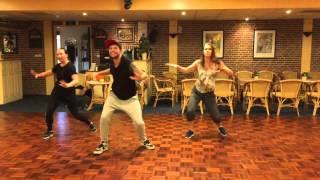Hula Hoop - Zumba Choreography