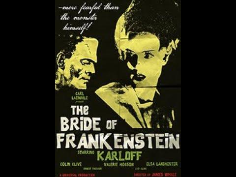 Download La novia de Frankenstein 1935, de James Whale con Boris Karloff, Elsa Lanchester, completa, español