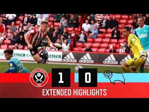 Sheffield Utd Derby Goals And Highlights