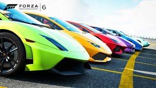 BİR'DE BENİM ARAÇLARA BAKIN [Forza Motorsport 6: APEX] #2
