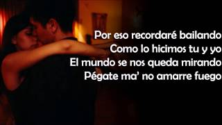 Te Recordare Bailando Don Omar Lyrics Letra