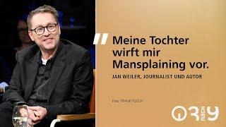 Jan Weiler über den Zwang zu Grübeln // 3nach9