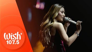 "Morissette performs ""Throwback"" LIVE on Wish 107.5"