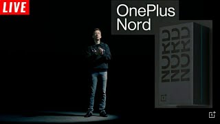 OnePlus Nord Launch Event LIVE | how to watch Oneplus nord event