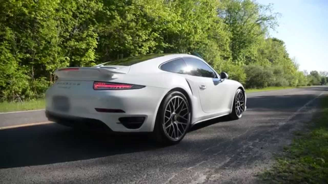 2014 Porsche 911 Turbo S - Launch Control 0-60 POV - YouTube
