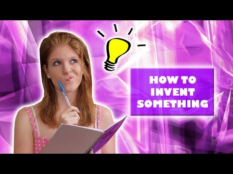How To Invent Something Youtube
