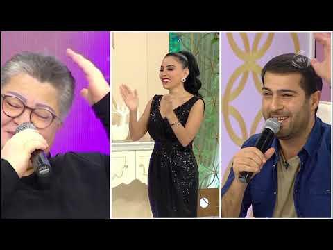 Könül Xasıyeva və Namiq Qaraçuxurlu - Bir Arzu Tut (Şou ATV)