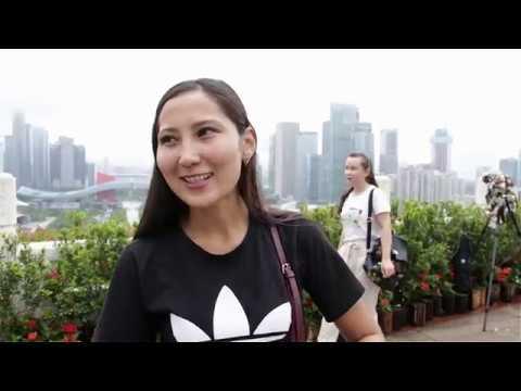 Шэньчжэнь - город парков и небоскребов