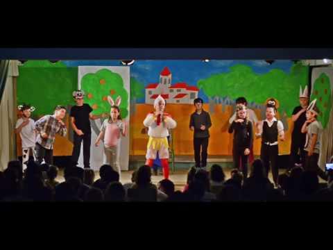 Teatro- Musical: Los músicos de Bremen