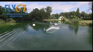 WAKEBOARD- DRONE ALSACE - FLY67