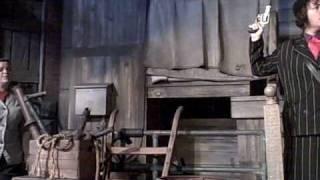 hollywood studios great movie ride gangster scene at disney world