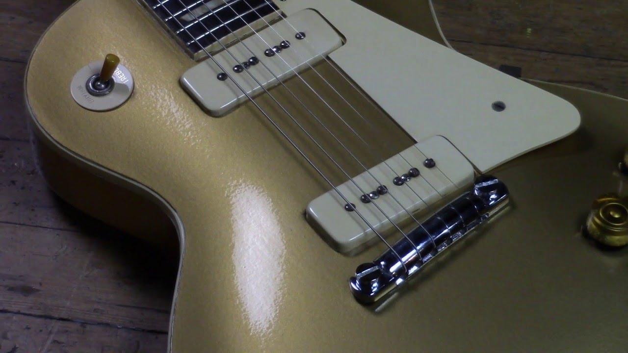 Rufus Guitar Shop - Gibson 1953 Les Paul Goldtop w/ OHSC