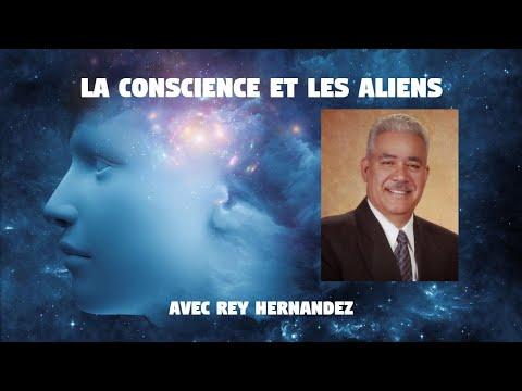 Rey Hernandez: La conscience et les Aliens
